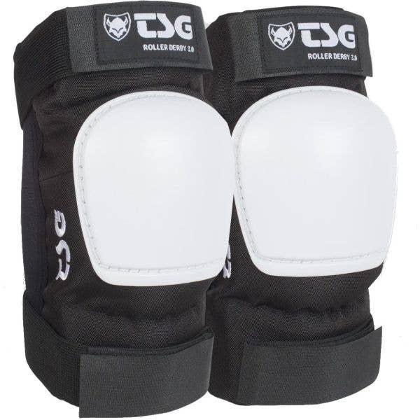 TSG Derby 3.0  Elbow Pads - Black
