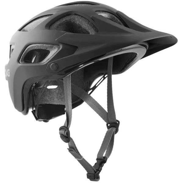 TSG Seek MTB/Road Helmet - Satin Black