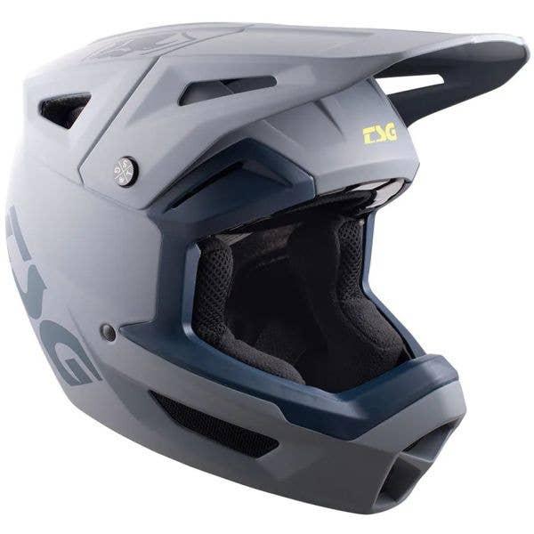 TSG Sentinel Full Face Helmet - Satin Grey