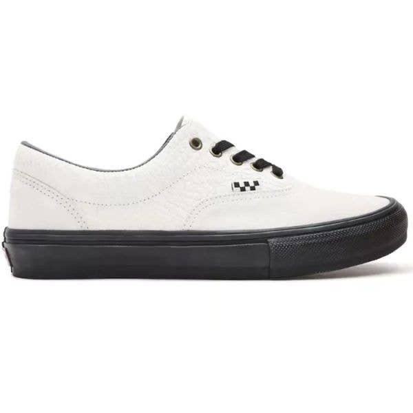 Vans Skate Era (Breana Geering) Skate Shoes - Marshmallow/Black