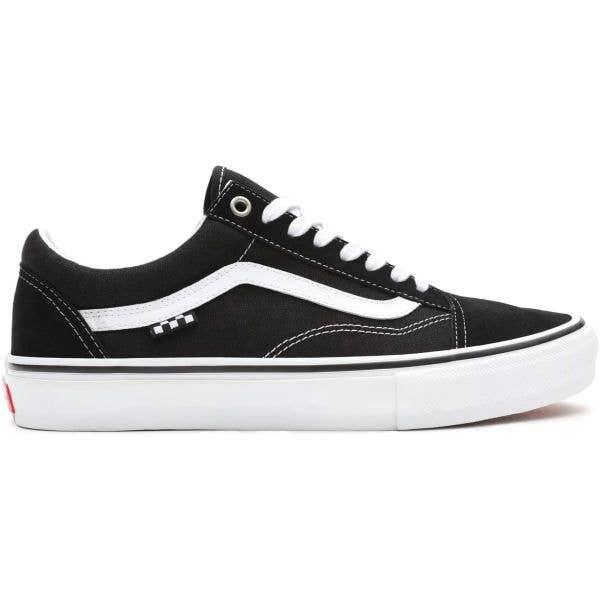 Vans Skate Old Skool Skate Shoes - Black/White
