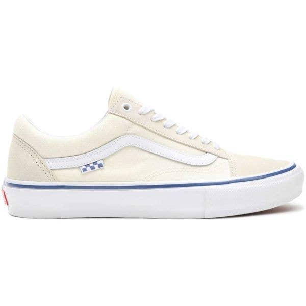 Vans Skate Old Skool Skate Shoes - Off White