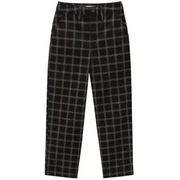 Vans Breana Authentic Plaid Pant - Black