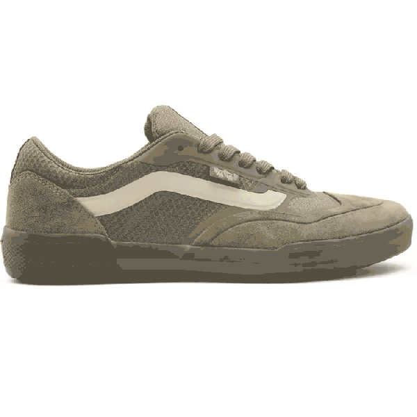 Vans Ave Skate Shoes - Covert Green