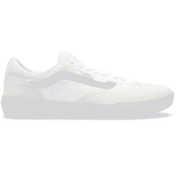 Vans Ave (Sport Vintage) Skate Shoes - Multi/Marshmallow