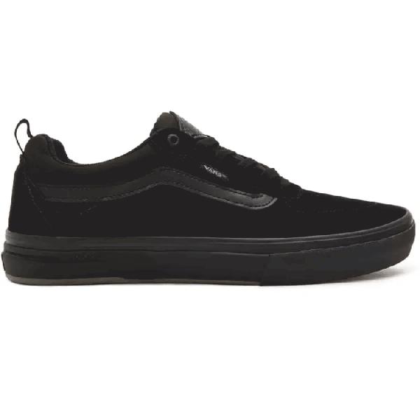 Vans Kyle Walker Skate Shoes - Blackout