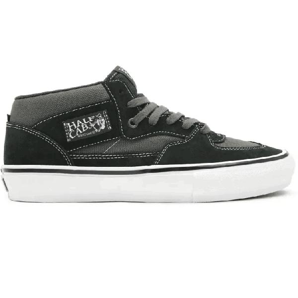 Vans Skate Half Cab Skate Shoes - Scarab/Military