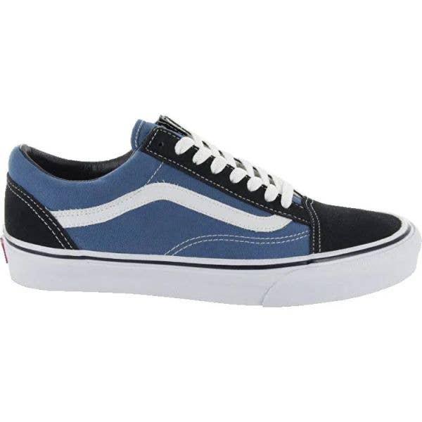 Vans Old Skool Skate Shoes - Navy