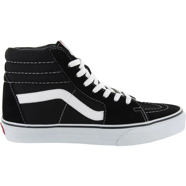 Vans Sk8-Hi Skate Shoes - Black/White