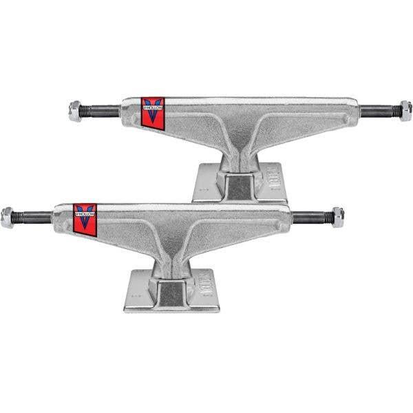 Venture V Hollow High Skateboard Trucks - Polished 5.2''
