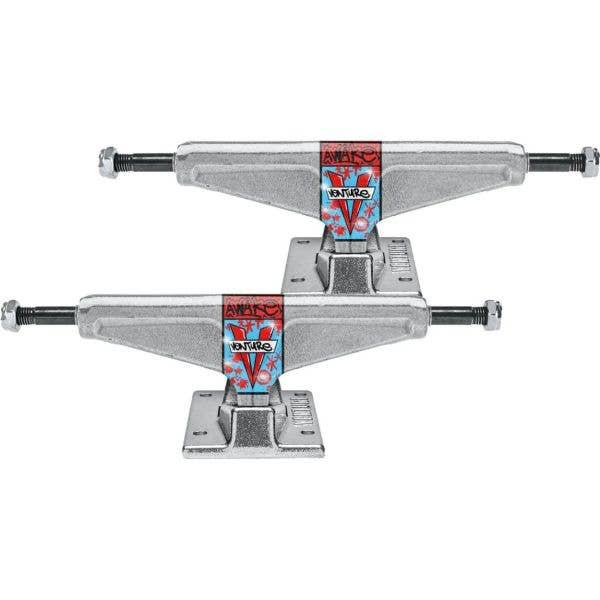 Venture Awake Philly Santosuosso High Skateboard Trucks - Polished 5.6'' (Pair)