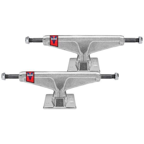 "Venture V Hollow High Skateboard Trucks - Polished 5.6"" (Pair)"