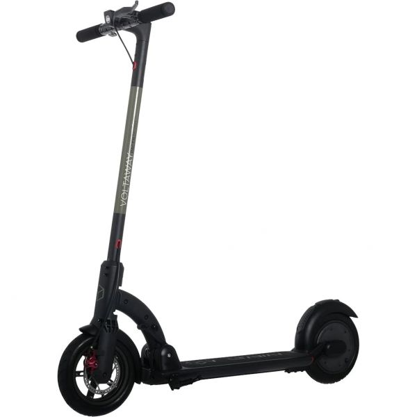 Voltaway Pacer 36/250 Electric Scooter - Black/Green