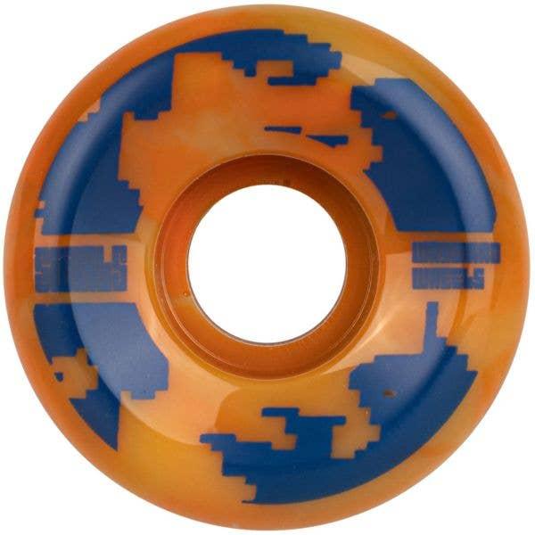 Wayward Swirls Funnel Skateboard Wheels - 52mm