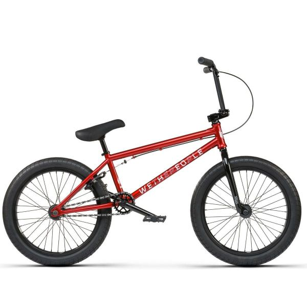WeThePeople Arcade 20.5'' Complete BMX - Candy Red