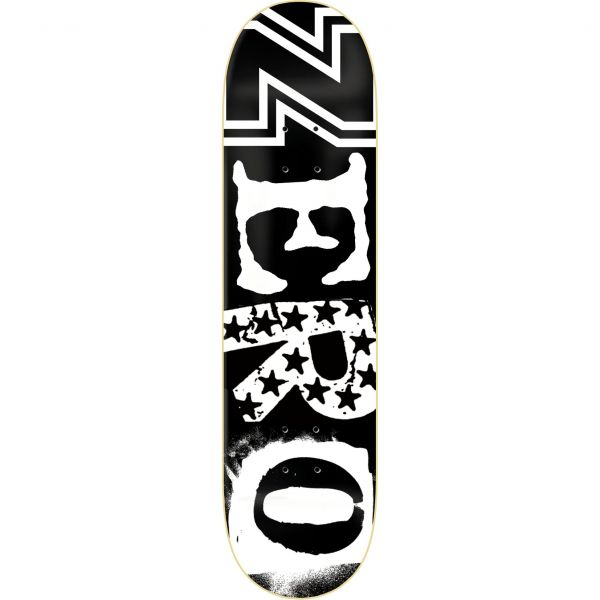Zero Legacy Ransom Skateboard Deck 8.5''