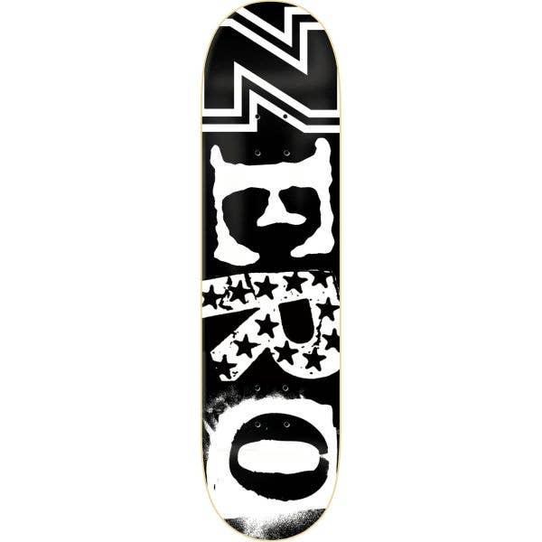 Zero Legacy Ransom Skateboard Deck - 8''
