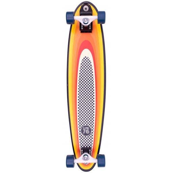 Z-Flex Surf-a-gogo Log Roll Complete Longboard - 37''