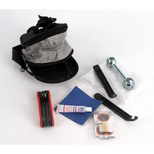Zinc Premium Saddle Tool Bag