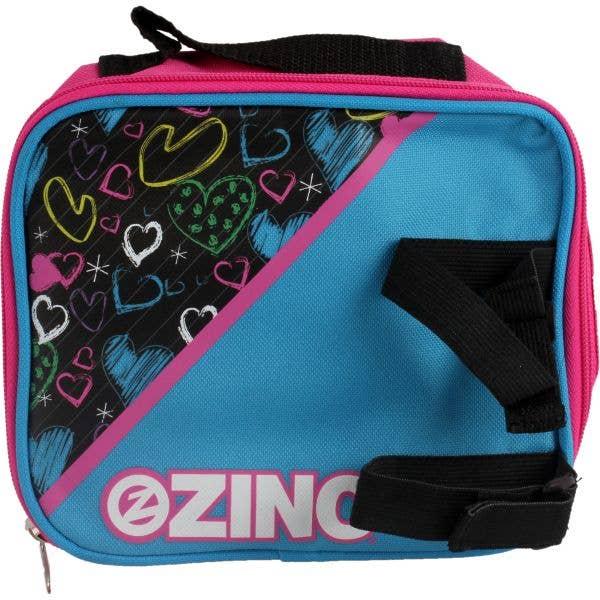 Zinc SAR Lunchbox - Pink/Blue