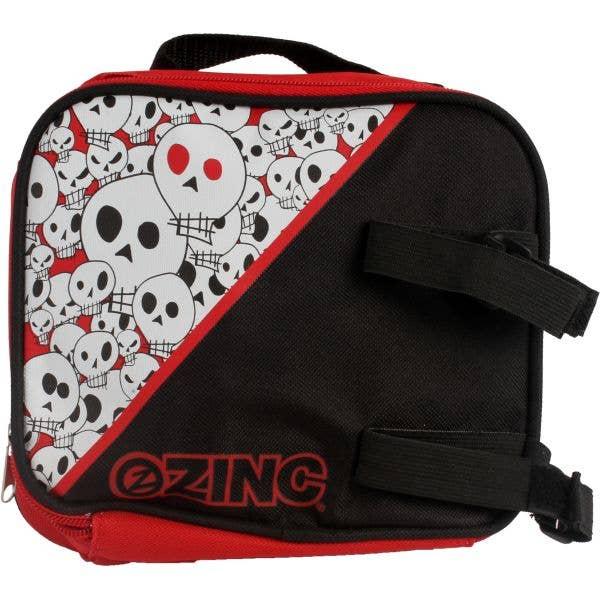 Zinc SAR Lunchbox - Red/Black