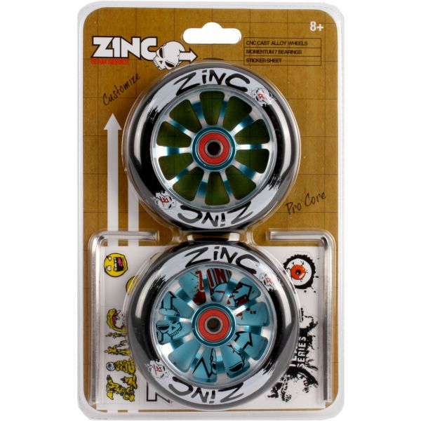 Zinc Team Series Accessory Set - Blue