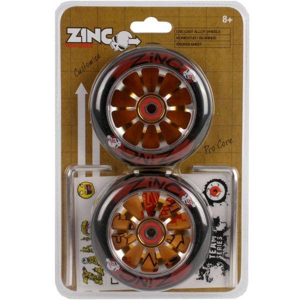 Zinc Team Series Accessory Set - Gold