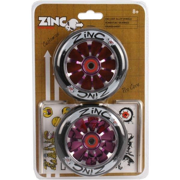 Zinc Team Series Accessory Set - Purple