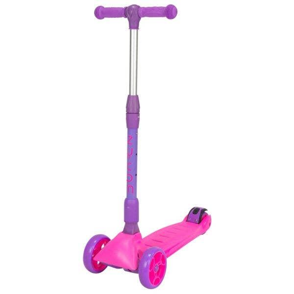 Zycom Zinger 3 Wheel Cruiser Scooter - Pink/Purple