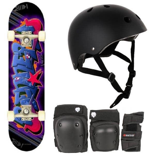 Renner A Series Complete Skateboard Bundle