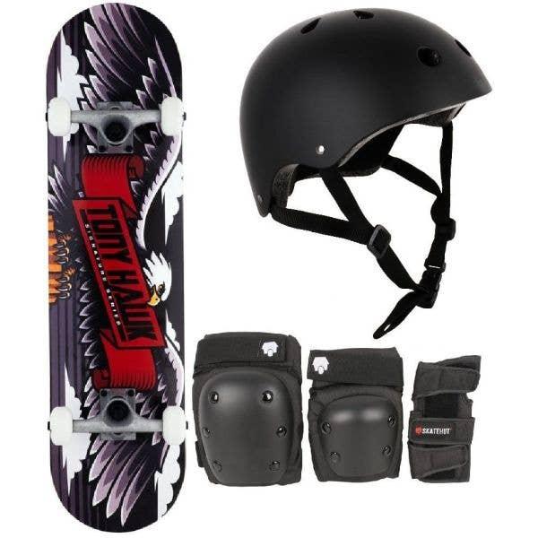 Tony Hawk 180 Skateboard Bundle